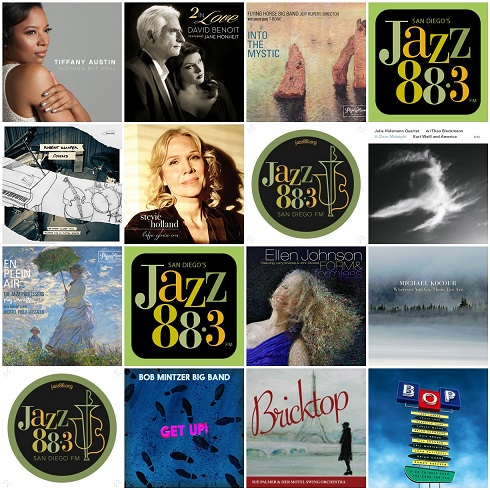 2015.6.15 New This Week at San Diego's Jazz 88.3