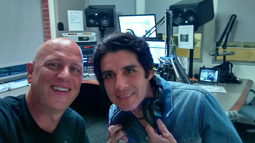 Stephen Rey Does The New Jazz Thing Interview on Jazz 88.3 Monday September 21, 2015