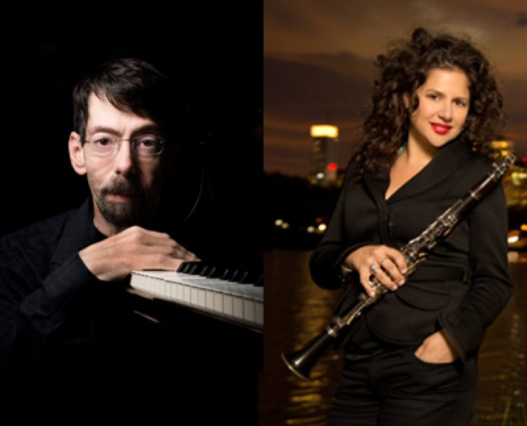 Fred Hersch and Anat Cohen A Subtle Genius - San Diego Story