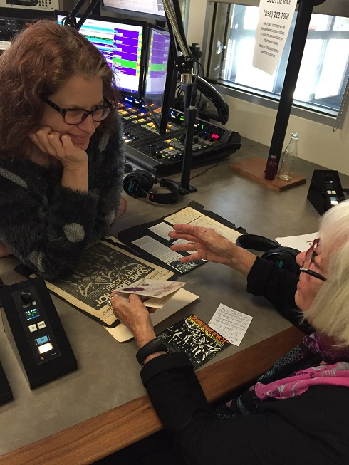 The Jazz Ride Home's Claudia Russell Shares Memories With Phillis Kessell Tuesday, March 8, 2016