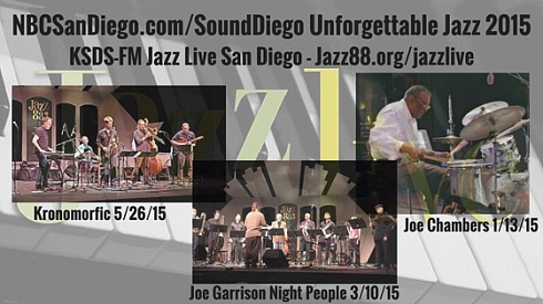 3 Jazz Live San Diego Concerts Make Sound Diego's Unforgettable of 2015
