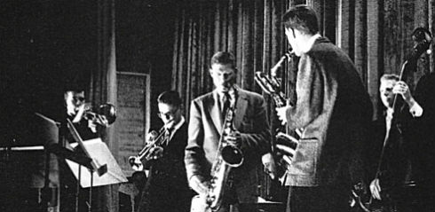 Gerry Mulligan Sextet at San Diego Hoover High School December 14, 1954