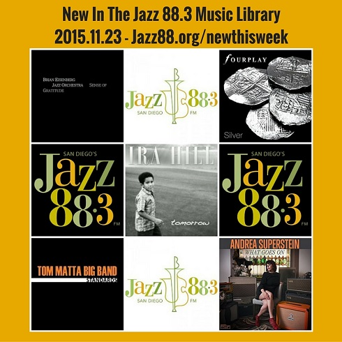 Fourplay Celebrates 25 Years With Silver Leading New Release at Jazz 88.3 November 23 2015