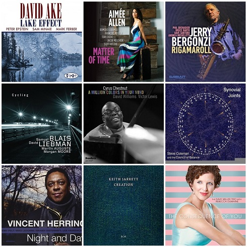 New This Week 2015.5.11 - The Add To The Jazz 88.3 Music Library