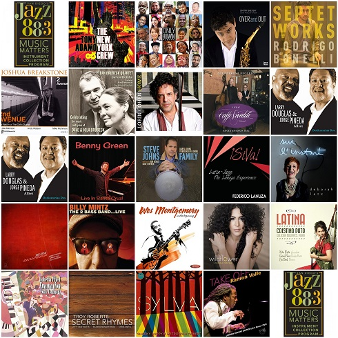 New This Week @Jazz88 2015.5.18 - Adds To San Diego's Jazz 88.3 Music Library