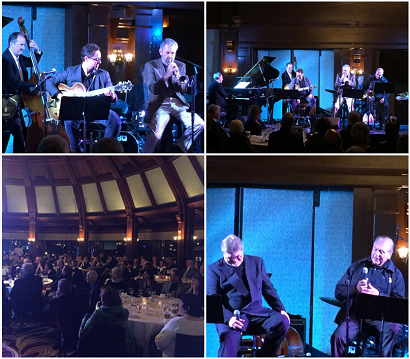 Scenes From Some Like It Hot at The Hotel Del Coronado March 12, 2016 - Jazz 88.3 San Diego Jazz Heritage Series