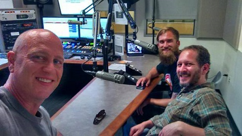 Vince Outlaw, Matt Smith, Gabriel Sundy on The New Jazz Thing Monday September 28, 2015